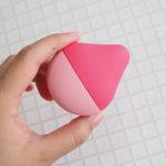 可愛い手のひらサイズの初心者向けローター、iroha mini(イロハ ミニ)を使ってみました!